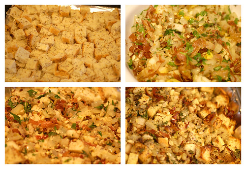 Gluten Free Bread Stuffing Recipe