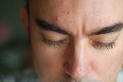 Big eyelashes again