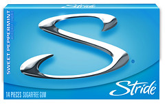 Stride® Sweet Peppermint (Stride Gum) Tags: gum long flavor candy sweet pack package peppermint stride lasting sweetpeppermint