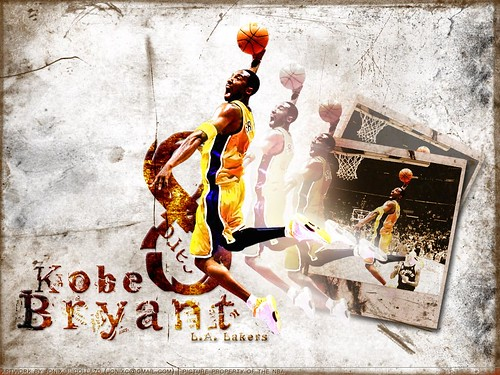 kobe bryant dunk wallpaper. Kobe Bryant dunk wallpaper