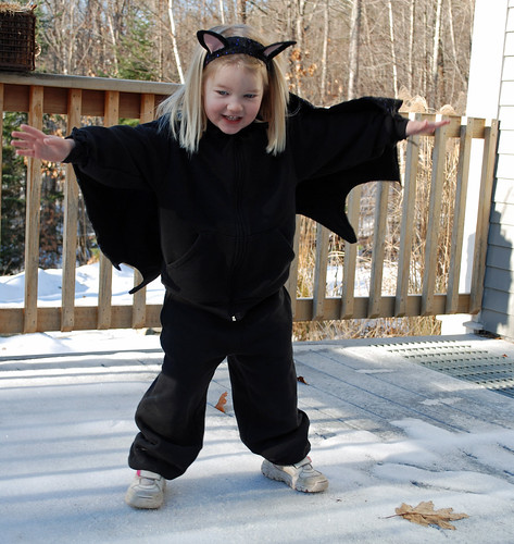 scary bat costume  sc 1 st  little girl Pearl & little girl Pearl: scary bat costume