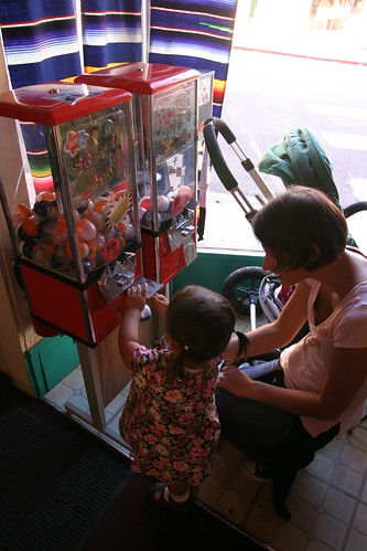 Ava's First Gumball Machine