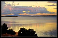 laguna al tramonto (Andrea Rapisarda) Tags: sunset nature beauty uruguay tramonto natura explore colori explored bej theperfectphotographer rapis60 andrearapisarda olimpuse510 saucelagoon