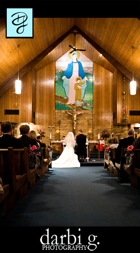 11Darbi G Photography wedding photographer missouri-churchaisle