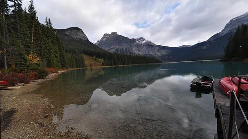 Emerald Lake Vista