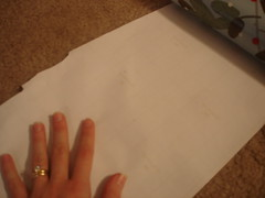 3093935585 92023a4a65 m A Gift Wrap Bow Tutorial