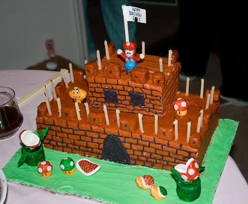 Mario Bday Cake - 001 - web