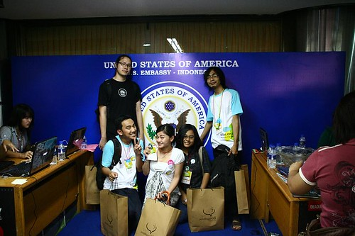 BBV @ US Embassy