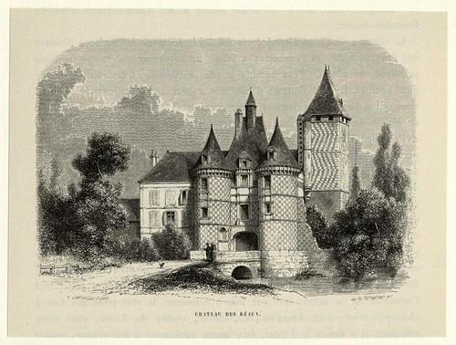 013- Castillo de Réaux 1856