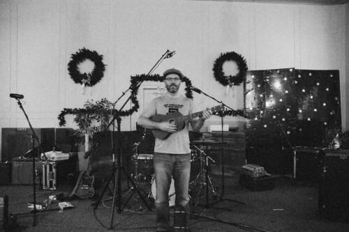 Duncan Arsenault - baritone ukulele