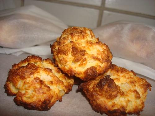 Sprinz-Birnen-Scones