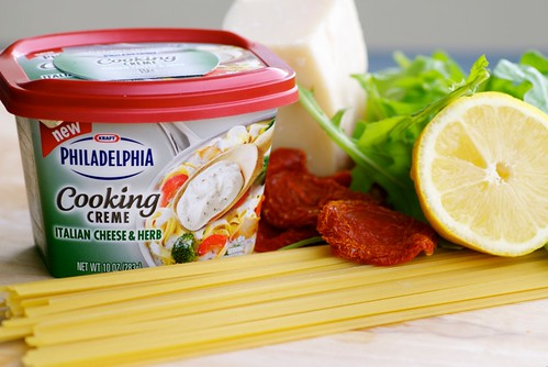 Philadelphia cooking creme Italian cheese and herb