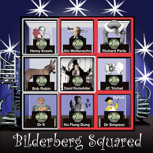 BILDERBERG SQUARED by Colonel Flick