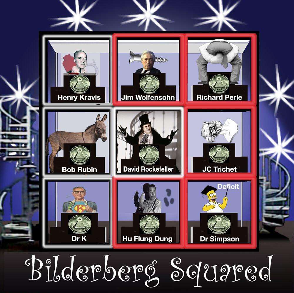 BILDERBERG SQUARED