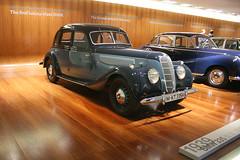 BMW 335 von 1939  - BMW Museum