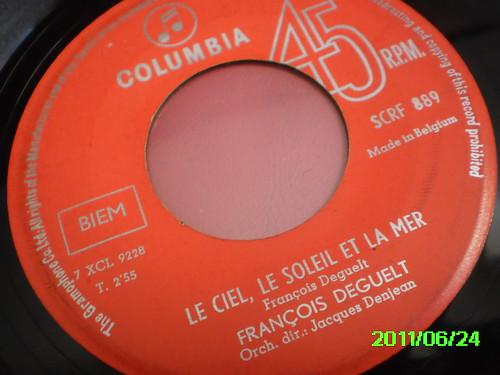 """Francois Deguelt """"Le ciel..."""""""