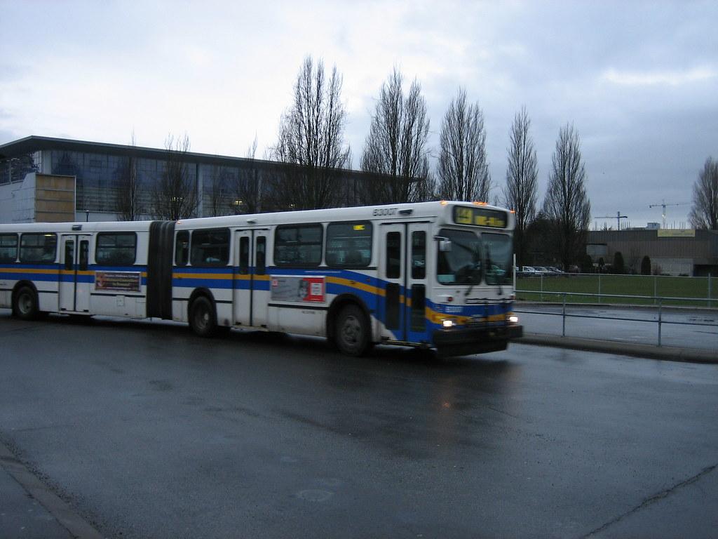 B3007: 44 UBC B-Line