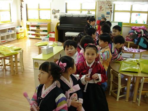Letzter Kindergartentag
