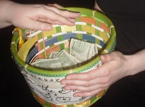 Basket o' Cash!