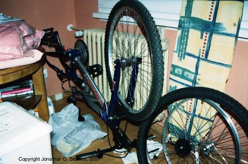 My Broken Bike, 2007