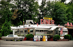 Prospect Mountain Diner - Lake George, New York USA