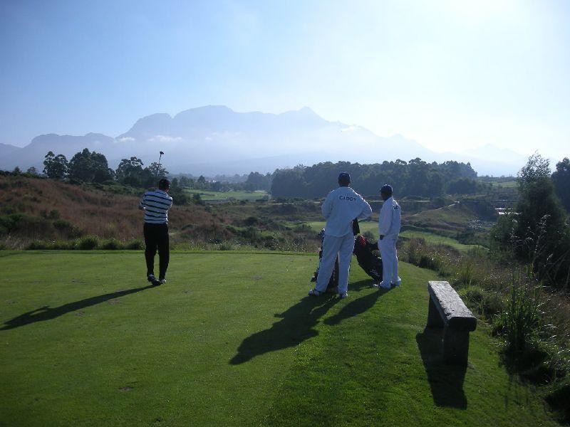 bredasdorp golf club