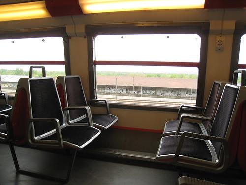 Dans le RER C