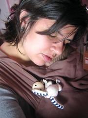 I'm a bed (mLee*) Tags: wrap lars babywearing meitai didy blee