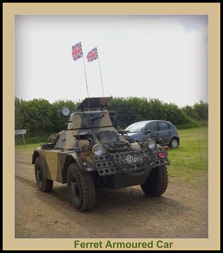 9540103e7 Ferret Armored Car: Flickriver: Random Photos From Ferret Armoured ...