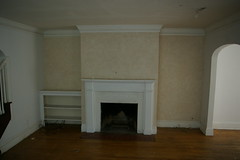Fireplace - Becket side