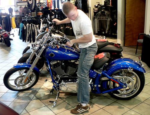 harley davidson rocker c. Harley-Davidson#39;s new 2008