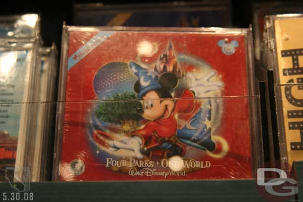walt disney world resort official album. for Walt Disney World is