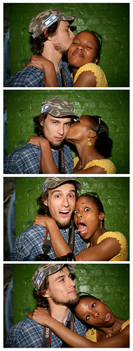 Fauxtobooth: Mike & Marshana