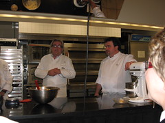 Pierre Hermé: Him and Chef Jean Joho