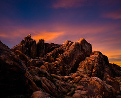 Alabama Hills Sunrise-02 (Bill Wight CA) Tags: california nature sunrise landscape rocks sierras lonepine alabamahills pianetaterra thelightpainterssociety billwight