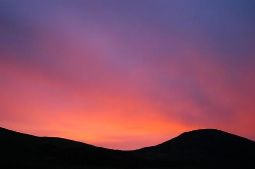 Glen Brittle Sunset
