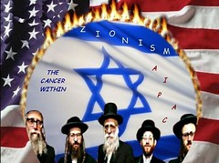 Zionism - the cancer within