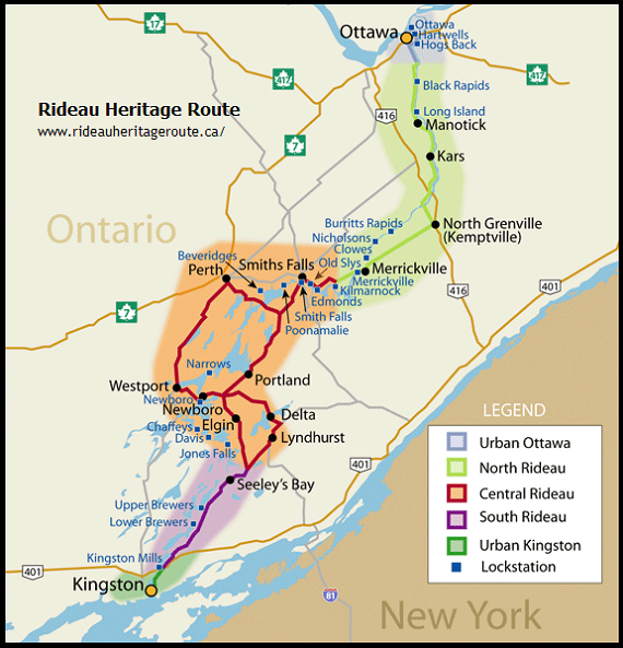 Rideau Heritage Route