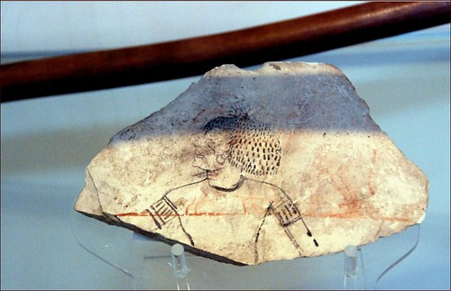 2008_0610_162200AA Egyptian Museum, Turin por Hans Ollermann.