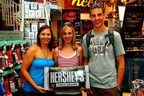 Giant Hershey's