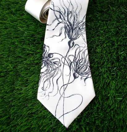 regeneration - seaweed tie