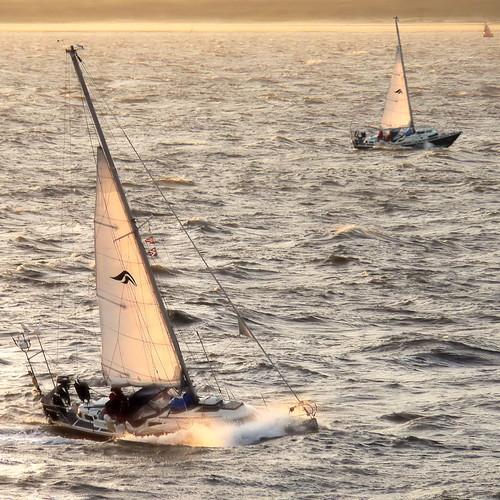 B℮n님이 촬영한 Gone Sailin'.