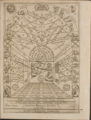 Kircher horologia a