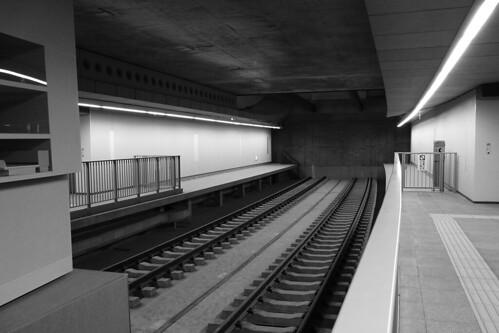 Tokyo Metro Shibuya Station 03