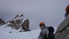 Arête du Laurence (chaletlaforet) Tags: mountaineering chamonix aiguilledumidi cosmiquesarête