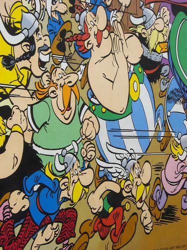 Asterix contre les romains