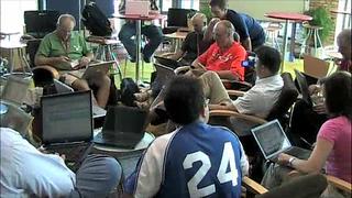 Bloggers' Cafe at NECC2008