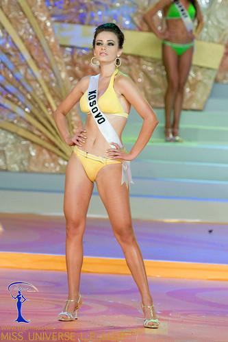 Zana Krasniqi, Miss Kosovo 2008