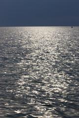 Grey (hachiko_it) Tags: sea sky italy reflection water dark grey boat barca italia mare grigio horizon dream cielo sensational acqua reflexions soe sparkling trieste orizzonte scuro friuliveneziagiulia abigfave chiarasirotti
