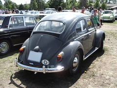 VW Typ 1 (ifa.zweitakt) Tags: auto show old vw bug germany volkswagen classiccar beetle meeting voiture vehicle oldtimer 2008 kfer youngtimer klassiker paarenglienschnwalde ifazweitakt